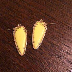 Neon Kendra Scott earrings